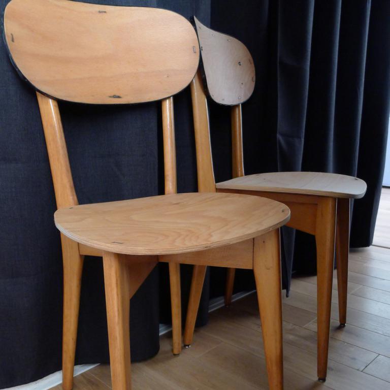 chaise vintage st phanie startchenko d coratrice d 39 int rieur designer artiste rennes 35 gner. Black Bedroom Furniture Sets. Home Design Ideas